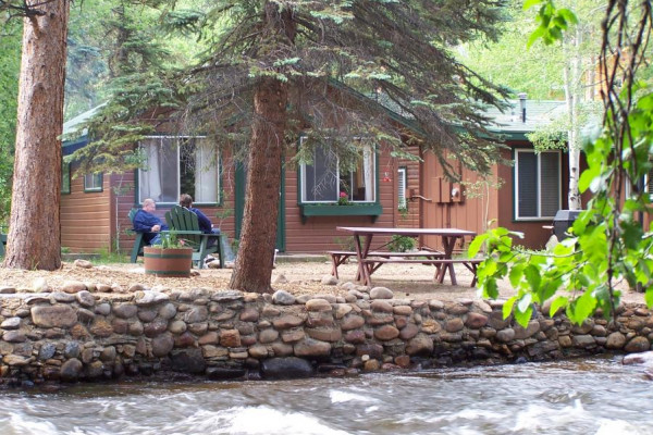 Book Thunderbird Estes Park Colorado All Cabins