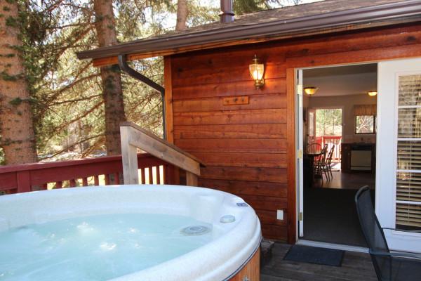 Riverside Hot Tub
