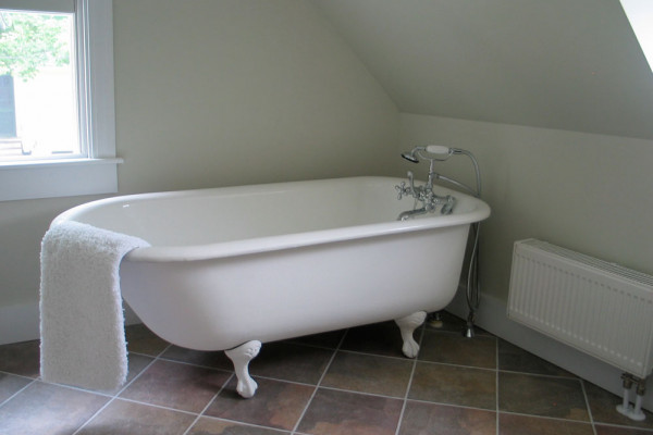 Claw Footed Tub