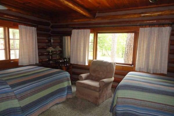 Book Log Cabin 2 Eureka Springs Arkansas All Cabins