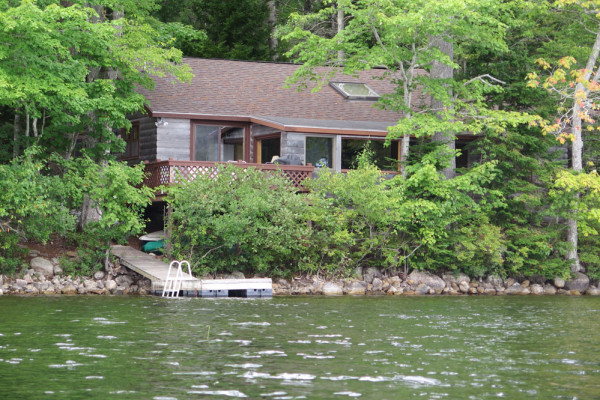 Book macdonald lakeside cottage acadia national park for Lake cabins for rent in massachusetts
