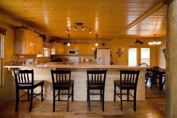 Large efficient Kitchen
