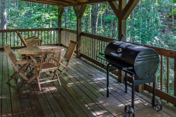 Back Deck & Grill