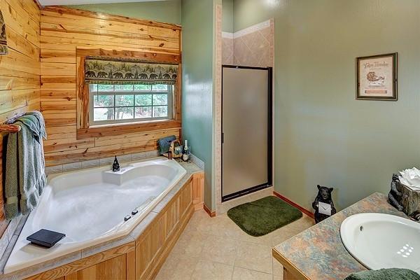 Wilderness Bathroom