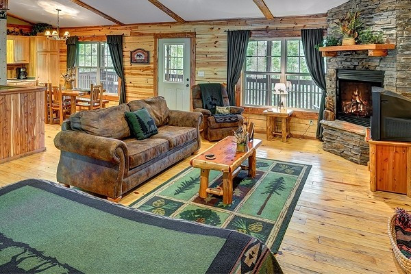 Wilderness Living Room