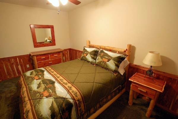 Whitetail Bedroom