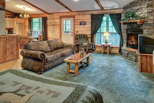 Whitetail Living Room