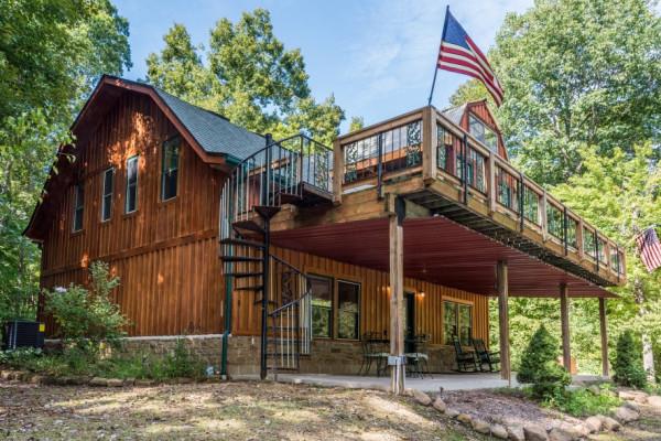Book Woodland Castle Nashville Indiana All Cabins