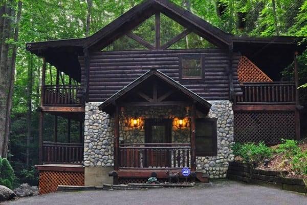 Book gatlinburg dream gatlinburg tennessee all cabins for Timber tops cabins gatlinburg