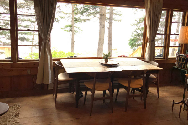 Dining Table & View