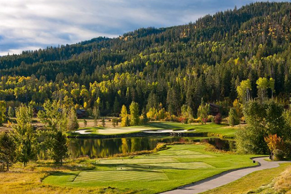 Teton Springs Resort Golf Course