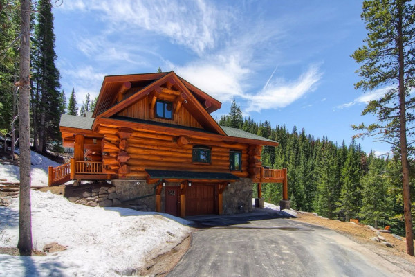 Book Bear Creek Cabin Breckenridge Colorado All Cabins