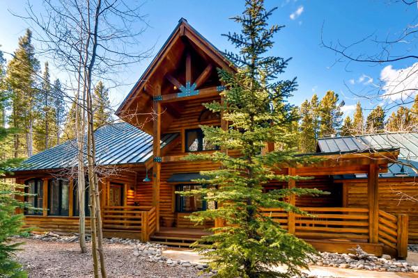 Book morning star breckenridge colorado all cabins for Breckenridge colorado cabins