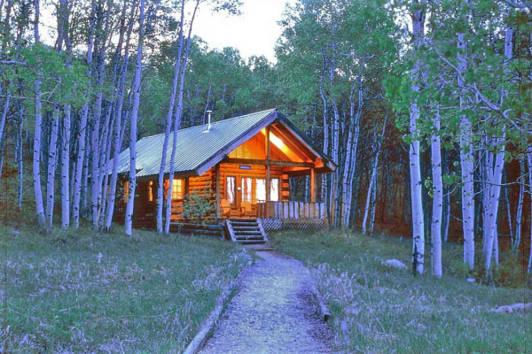 Book compromise cabin steamboat springs colorado all for Cabins in steamboat springs