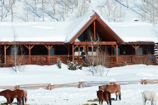 Book sand cabin steamboat springs colorado all cabins for Cabins in steamboat springs