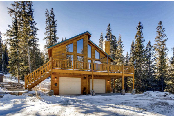 Book Moose Haven Cabin Breckenridge Colorado