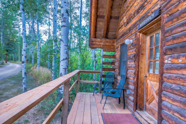 Book woodshack cabin at perry mansfield steamboat springs for Cabin rentals steamboat springs co