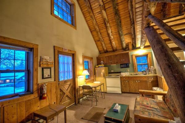 Living Room to Loft