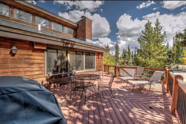 Book timber hill breckenridge colorado all cabins for Cabin rentals vicino a breckenridge co