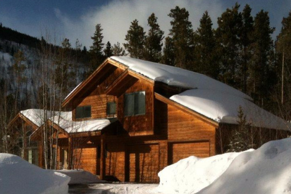 Book frisco cedar cabin breckenridge colorado all cabins for Breckenridge colorado cabins
