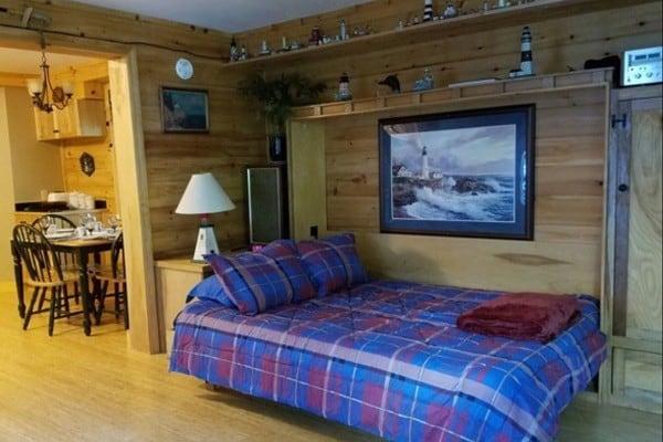 Living Room Murphy Bed
