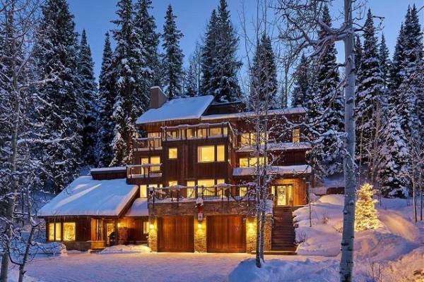 book hidden ski lodge aspen colorado all cabins
