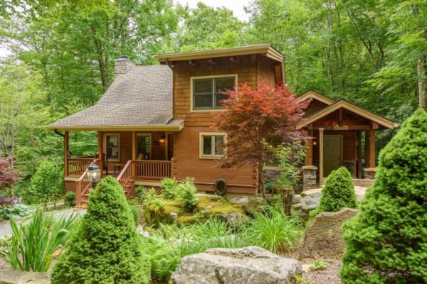 Book Creekside Comfort Boone North Carolina All Cabins