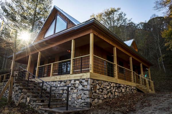 Book A River Mist Walk Boone North Carolina All Cabins