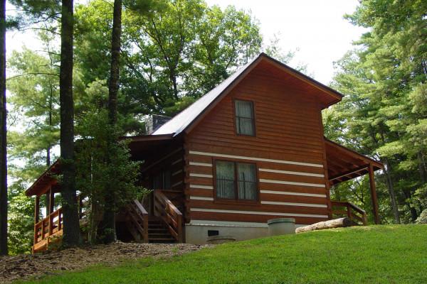 Boone north carolina cabin rentals getaways all cabins for Boone cabin rentals nc