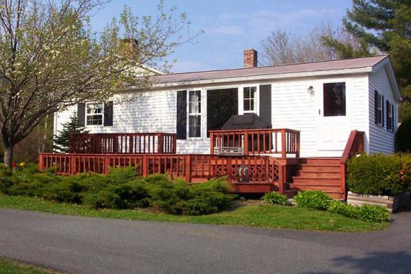 Cottage 1 Exterior