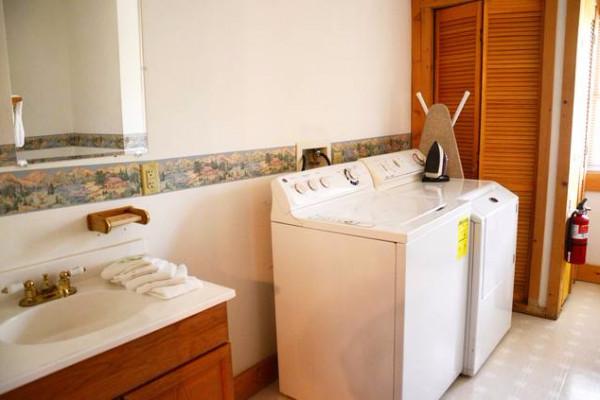Washroom & Laundry