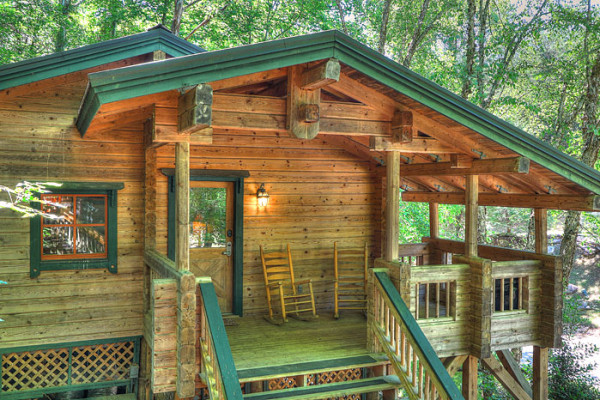Pigeon forge tennessee cabin rentals getaways all cabins - 1 bedroom cabins in pigeon forge under 100 ...