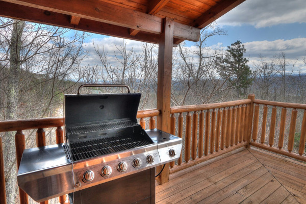 Grill & Deck