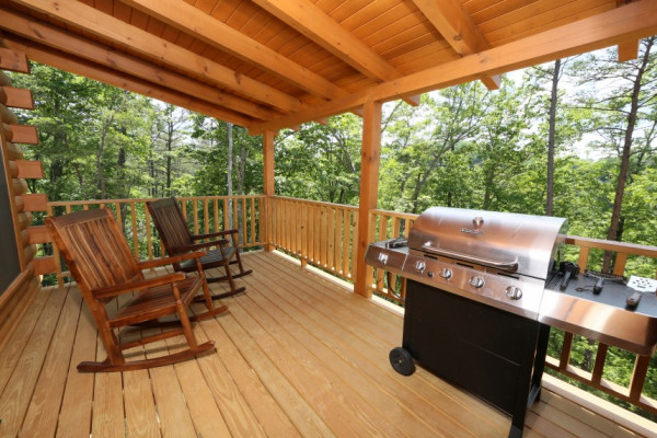 Deck - Grill