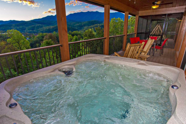 private the with pools pinterest gatlinburg up springs your a on smokies for hot pigeon luxurious forge make sierra to show cabins sanctuary location semi and best in indoor cabin stopping images tub pool jacuzzi guests