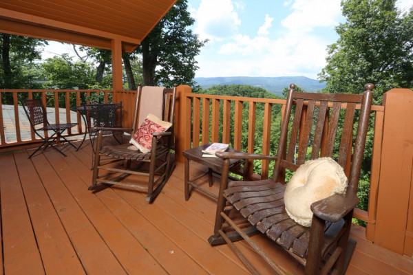 Deck & View