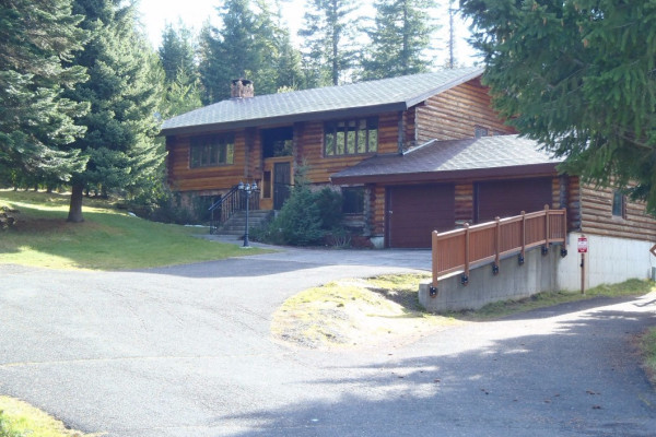 Book Cooper Spur Private Log Home Mount Hood Oregon