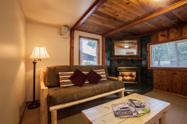 Book Homestead Log Cabin Mount Hood Oregon All Cabins