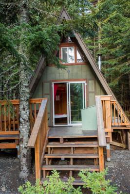Book A Frame Mount Hood Oregon All Cabins