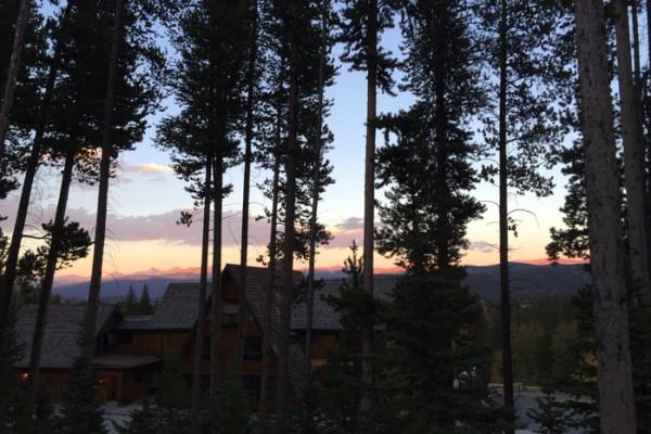 High Country Lodge Views