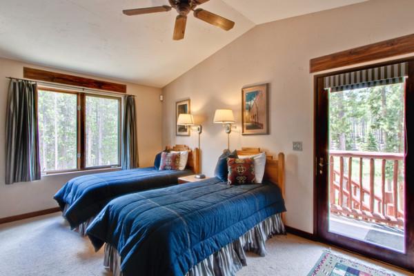 ... High Country Hacienda   Bedroom