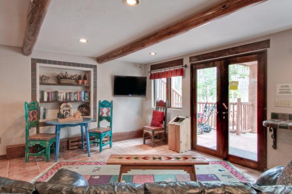 High Country Hacienda - Game Room