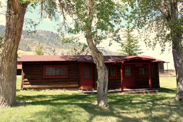 Apache Cabin