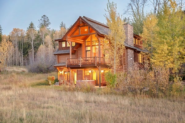 Jackson Hole Wyoming Cabin Rentals Getaways All Cabins