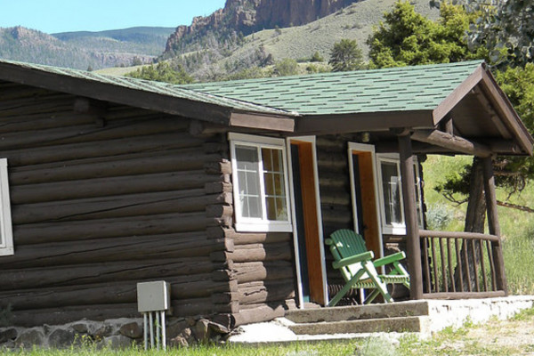 Cabin #5 and 6