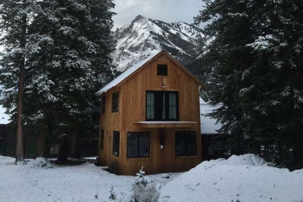Silver Falls Cabin