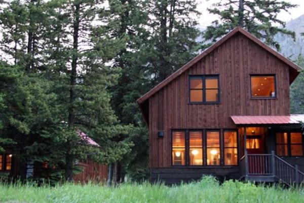 The Lamar Cabin