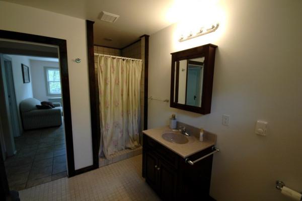 Full Bathroom - Lower Level