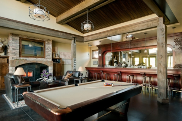 Game Room + Bar