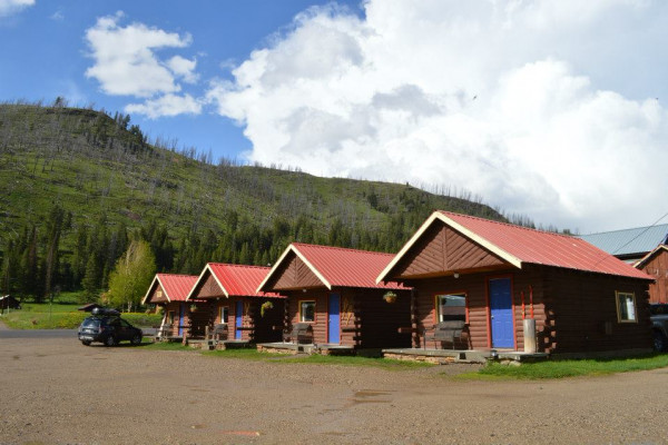 High Country Cabins - 1,2 and 3